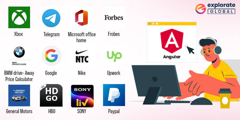 popular angular projects
