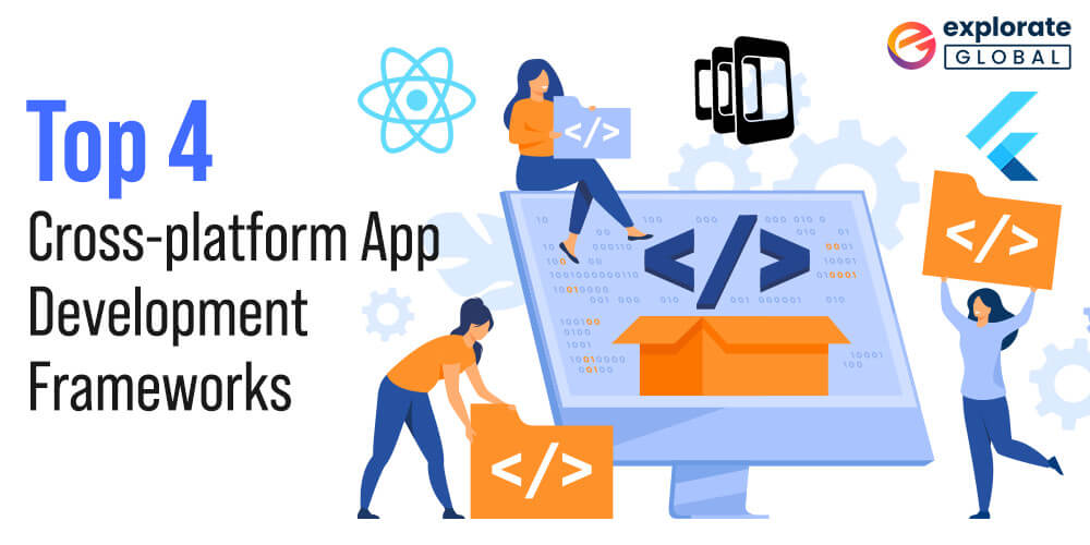 Top 4 Cross-Platform App Development Frameworks