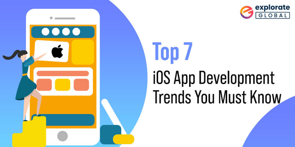 Top 7 iOS App Development Trends You Must Know