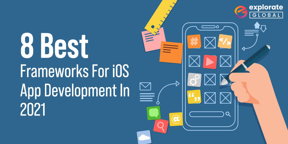 Know these 8 iOS Development Frameworks to build your iOS mobile app