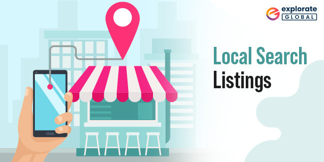 Focus on Local Search Listings to improve your SEO in 2021