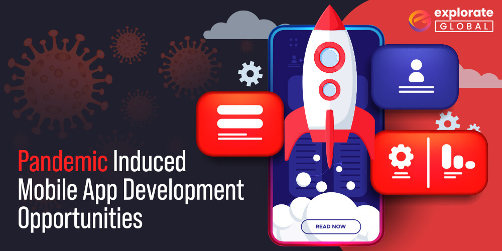 Pandemic Induced Mobile App Development Opportunities You Should Know