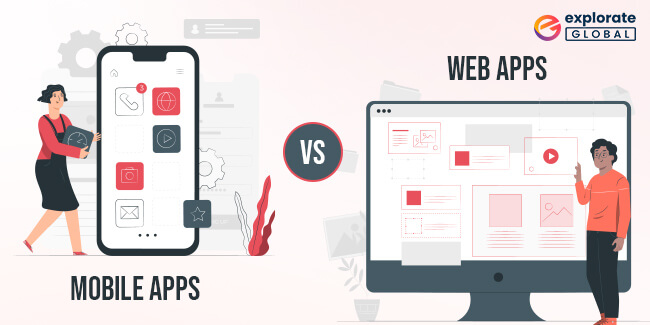 Comparison between mobile application and web apps on the basis of their costs
