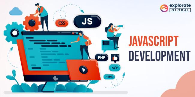JavaScript Development framework is used for developing Blockchain mobile applications.